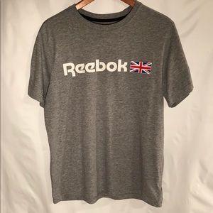 Reebok Tee with UK Flag